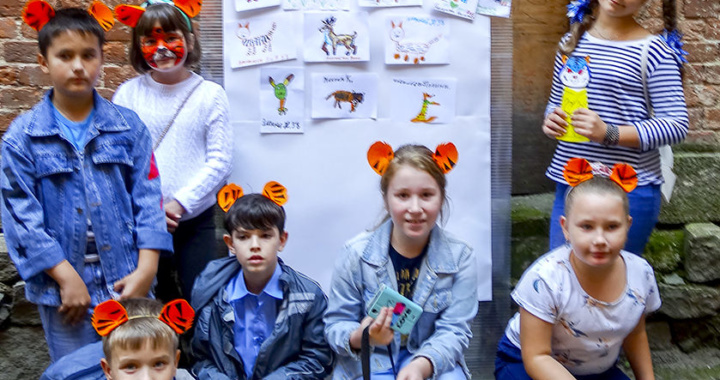 Комплексный мастер-класс «Лики сказочных тигрят», И. Арутюнян